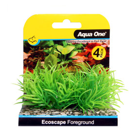 Aqua One Ecoscape Foreground Ricca 4pk Green (28361)