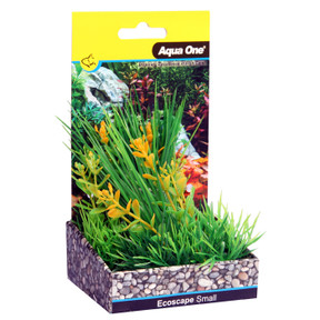 Aqua One Ecoscape Small Grass Green 10cm (28373)