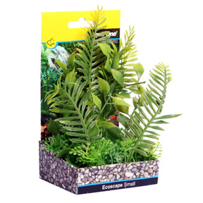 Aqua One Ecoscape Small Fern Green 10cm (28377)