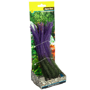 Aqua One Ecoscape Medium Lavender Purple 20cm (28382)