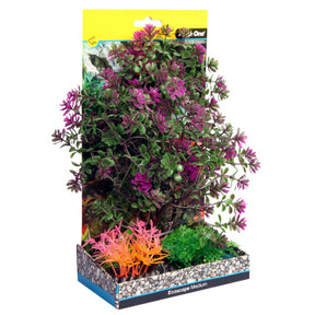 Aqua One Ecoscape Medium Catspaw Tree Purple 20cm (28387)