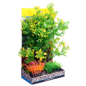 Aqua One Ecoscape Medium Hygro Tree Green 20cm (28389)