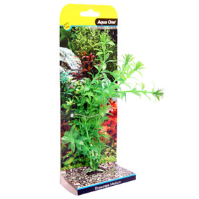 Aqua One Ecoscape Medium Ludwigia Green 20cm (28391)