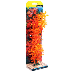 Aqua One Brightscape Large Ludwigia Orange 30cm (28427)