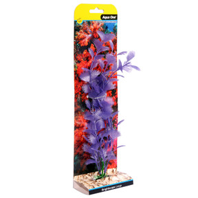 Aqua One Brightscape Large Ludwigia Purple 30cm (28432)