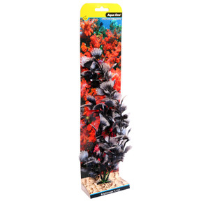 Aqua One Brightscape Xlarge Fan Palm Black 40cm (28437)