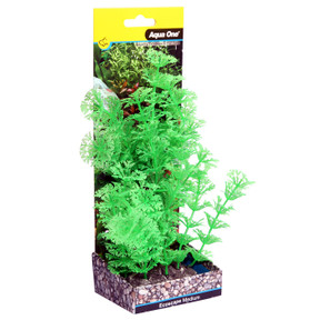 Aqua One Ecoscape Medium Ambulia Green 20cm (28380)