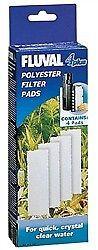 Fluval 3 Plus Polyester Pads (4pk)
