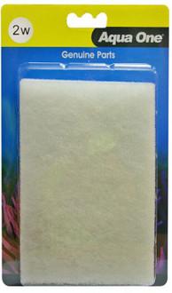 Aqua One AquaStyle 510 Wool Pad (2pk) 2w (25002w)