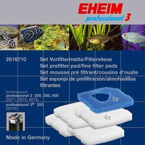 Eheim 2073/2075 Filter Pad Set (5pk) (2616710)