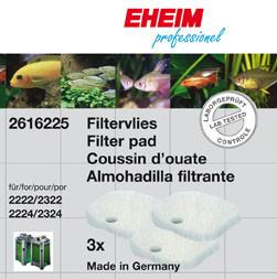 Eheim 2222/2224 Fine Filter Pads (3pk) (2616225)