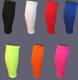 The benefits of compression; enhanced performance through increased blood flow, quicker recovery and decreased muscle soreness, and less fatigue. The are sleeves good for shin splints, calf cramps / strains, and Achilles tendinitis.
