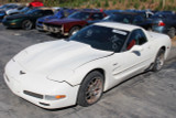 2001 Chevrolet Speedway White Z06 Corvette LS6 Magnacharged V8 6-Spd 67K Miles