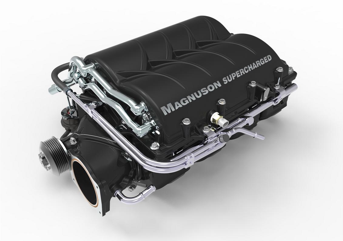 Camaro ZL1/Cadillac CTS-V LSA L 2L V8 Hearbeat Supercharger System