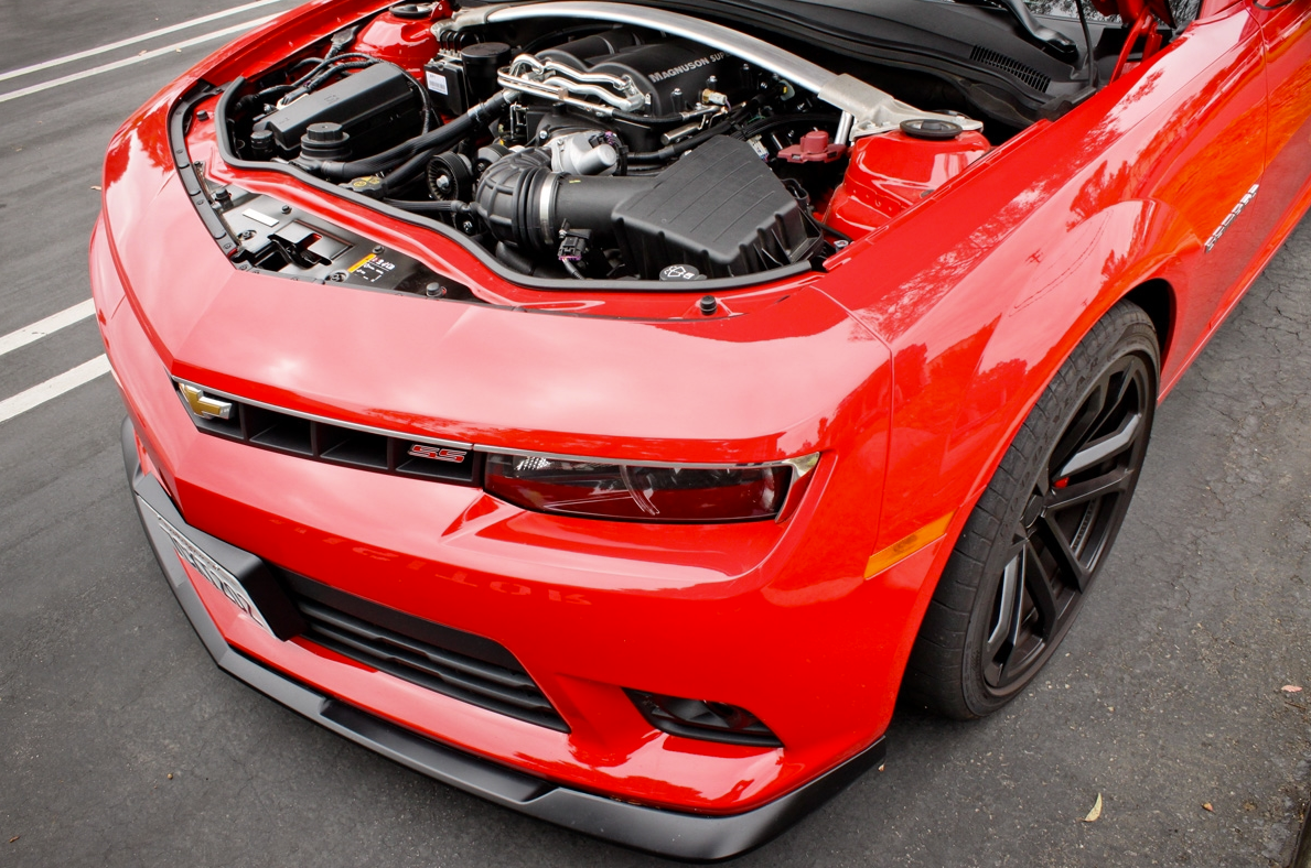 Camaro ZL1/Cadillac CTS-V LSA L 2L V8 Hearbeat Supercharger System
