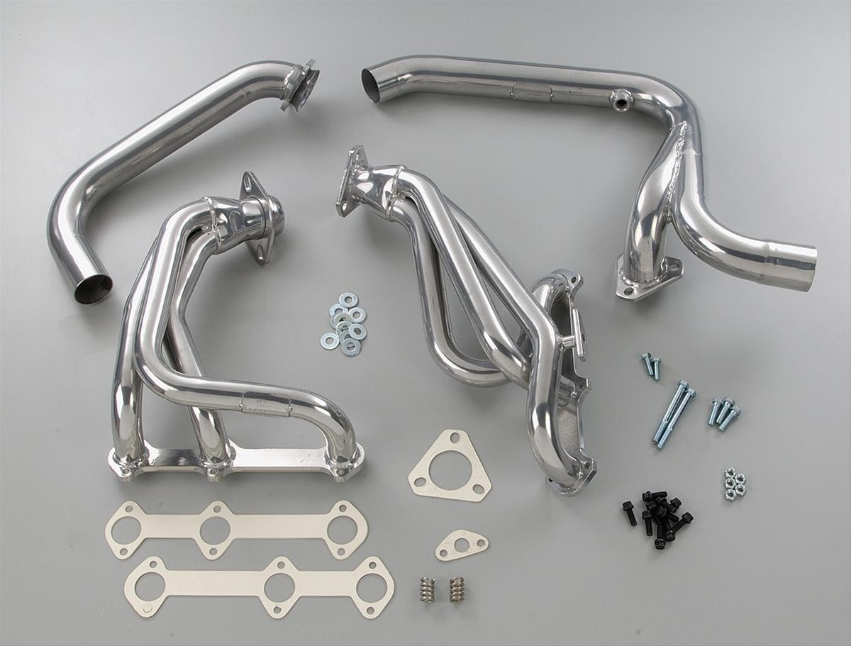 Pacesetter Camaro/Firebird 85-90 2 8L V6 Mid-Tube Headers, Select  Application For Pricing