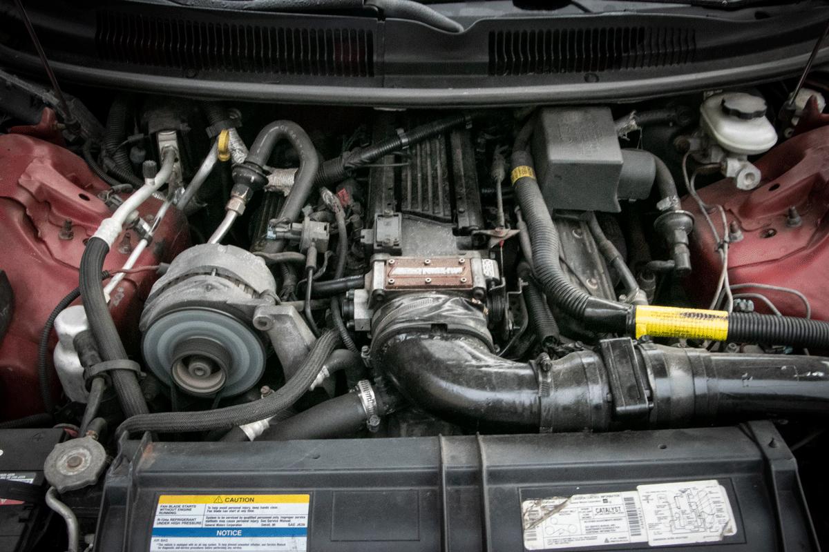 1997 Camaro Z28 57l Lt1 Engine W T56 6 Speed Trans 165k Miles 3rd Gen Wiring Harness Image 1