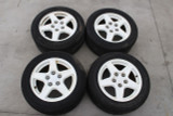 1997 Camaro Z28 16x8 White OEM GM Factory Wheels, Set of 4