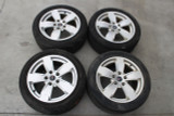 2004-06 Pontiac GTO 17x8 Silver OEM GM Factory Wheels, SET USED