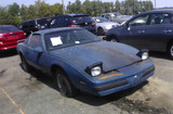 1986 Firebird Carb V8 5-Speed 270K Miles