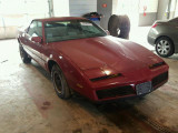 1984 Firebird Trans Am Carb V8 Automatic 65K Miles