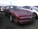 1986 Firebird Trans Am Carb V8 5-Speed with 91K Miles