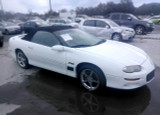 1998 Camaro Z28 Convertible LS1 V8 6-Speed