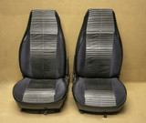 1982-92 Camaro Z28 Seat Set, USED