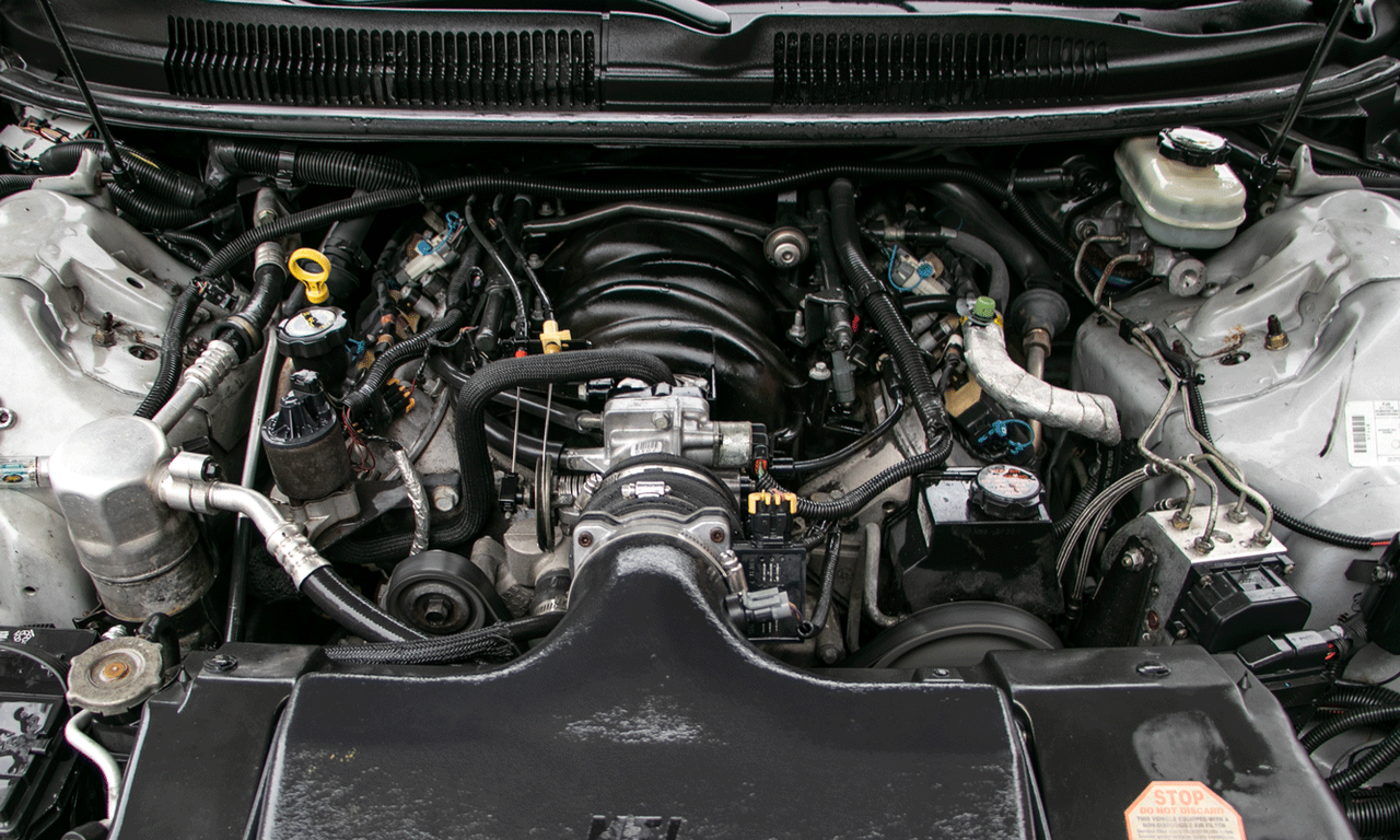Used Cadillac Cts V For Sale >> 1998 Camaro Z28 5.7L 346ci LS1 Engine MOTOR ONLY 174k ...