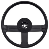 1982-89 Camaro Leather Wrapped Steering Wheel, OER