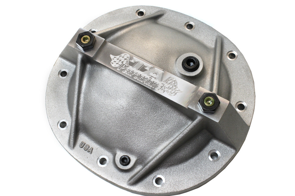 Camaro/Firebird 82-2002 TA Performance 10-bolt Rear Differential Cover