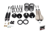 82-92 Camaro/Firebird Weight Jack & Shock Kit, Front/Rear Street Handling, UMI Performance