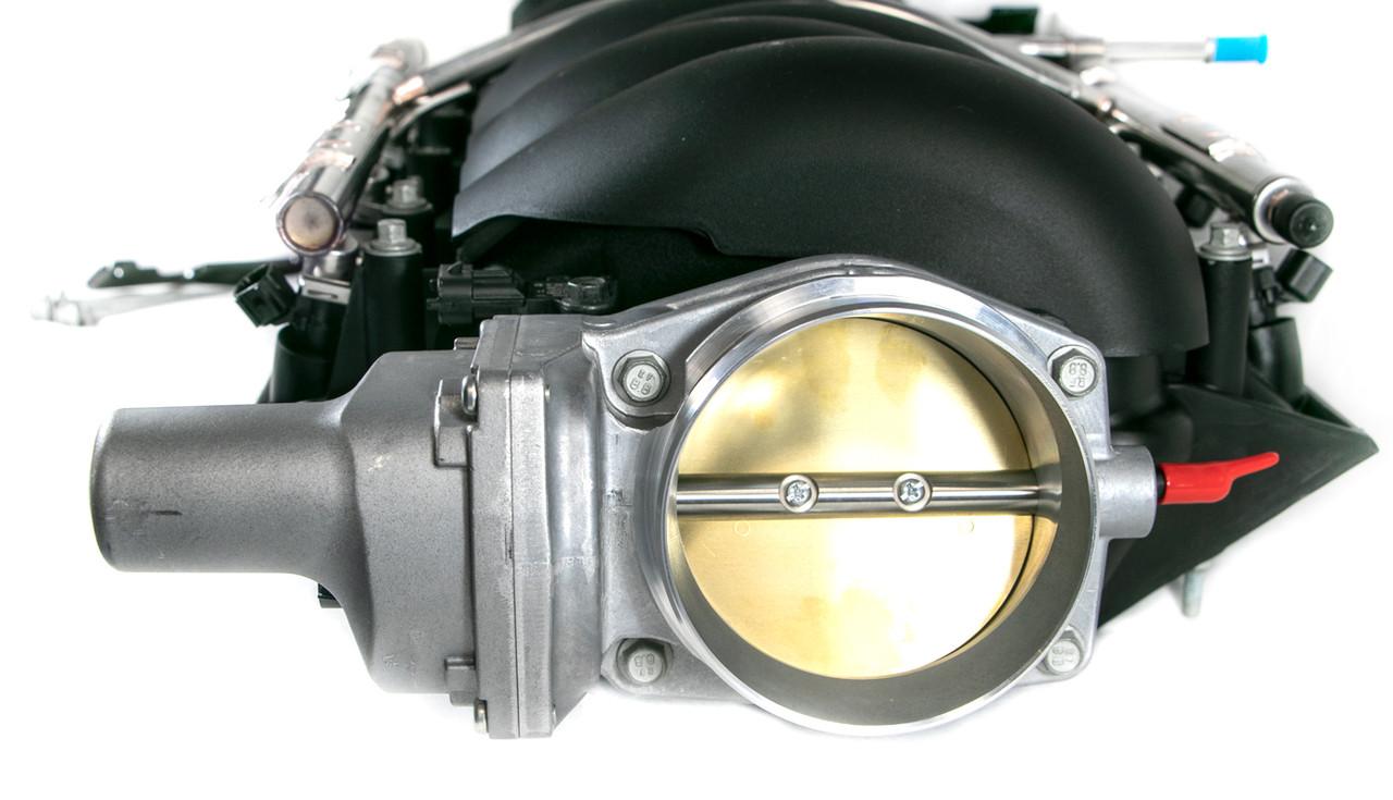 Ls3 Injectors In Truck Intake