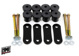 1970-81 Camaro/Firebird Polyurethane Leaf Spring Shackle Kit, UMI