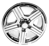 1988-90 Camaro IROC-Z  CHROME 17 x 9 Wheel Set of 4 - FREE SHIPPING