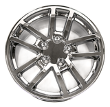 Camaro 93-02 10 Spoke SS CHROME 17 x 9 Wheel Set of 4 - FREE SHIPPING
