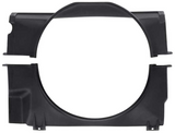 1982-85 Camaro 305H with AC Upper And Lower Fan Shroud Set, OER