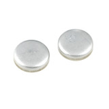 Stainless Cylinder Freeze Plugs, Set of 2