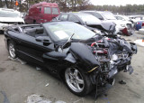 2002 Firebird Trans AM LS1 V8 6 SPD 27K Miles