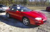 2000 Camaro Z28 Ls1 V8 6-Speed 171K Miles