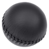 1982-02 Camaro/Firebird Shift Ball Knob, Black Leather Wrapped, Manual Trans, OER