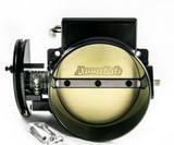 Racing LSX105MM Black Throttle Body for LS1 FAST 102mm LSXR, Accufab