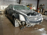 2010 Cadillac CTS-V LSA Supercharged 6-Spd