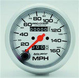 """**CLEARANCE**Auto Meter Ultra-Lite Speedometer 3-3/8"""" Face"""