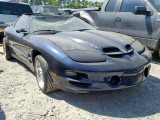 2002 Firebird Trans Am WS6 Ram Air h/c/i LS1 6-Speed 36K Miles
