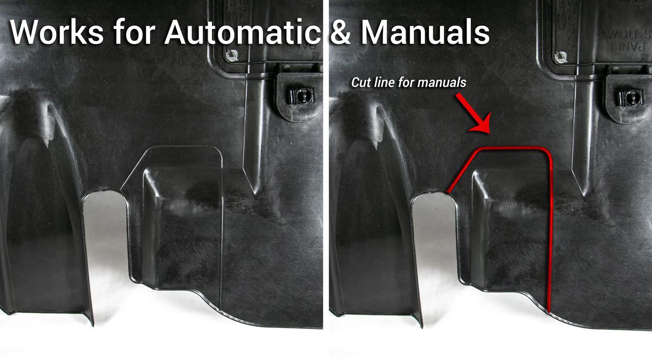 89 corvette fuse box 82 89 camaro driver under dash panel with fuse panel cover  82 89 camaro driver under dash panel