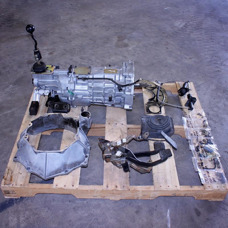 Corvette Lt1 Swap: Camaro/Firebird 93-97 LT1 6 Speed Conversion Complete