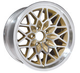 "1978-1981 Trans Am GOLD ""Snowflake"" wheel"