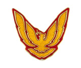 ***CLEARANCE***1987-90 Firebird Bright Red Sail Panel Emblem
