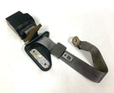 **CLEARANCE** 88-92 Camaro / Firebird Gray Seat Belt, LH Driver Rear Retractor Shoulder Style USED